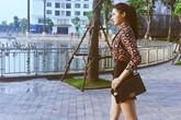 Thời trang dạo phố ngày càng tiến bộ của HH Kỳ Duyên