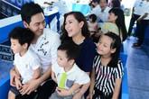 Nhan sắc trẻ đẹp của vợ MC Phan Anh