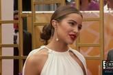 Cựu Hoa hậu Mỹ ngất xỉu trên thảm đỏ