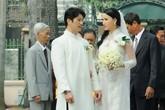 Lộ ảnh đám cưới bí mật của Dustin Nguyễn và Bebe Phạm