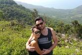 Hà Anh nhận lời cầu hôn của bạn trai Anh quốc
