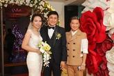 Dàn sao dự tiệc cưới Hoàng Phúc tại TP HCM