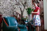 Nhà mặt phố Huế của Hoa hậu bỏ showbiz làm tổ chức đám cưới