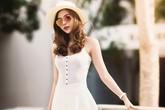 Sao Việt lăng xê mốt váy ngắn sexy