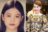 Người đẹp Việt: Thơ ngây thời đi học, gợi cảm lúc nổi tiếng