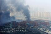 Số người thương vong tăng nhanh trong vụ nổ lớn kinh hoàng