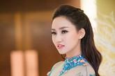 """Á hậu Trà My: """" Tôi không bao giờ ghen tỵ với Phạm Hương"""""""