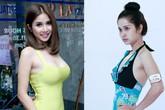 Vợ Phan Thanh Bình khoe vòng 1 gợi cảm sau khi nâng cấp