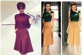 Tín đồ thời trang showbiz Việt đang lăng xê mốt gì?