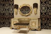 Nội thất siêu sang trong biệt thự của Hoàng tử Saudi Arabia