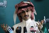 Hoàng tử Ả Rập hiến 32 tỉ USD làm từ thiện