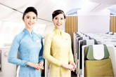 Khen - chê về đồng phục mới của Vietnam Airlines: Nữ tiếp viên hàng không lên tiếng