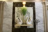 Ngôi nhà triệu đô với đá hoa cương của đại gia Quảng Ninh