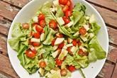Salad thanh mát cho ngày nóng