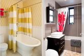 12 cách làm mới cho nhà tắm nhỏ