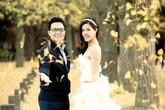 Mê mẩn ảnh cưới ở Hàn Quốc của MC Chuyển động 24h