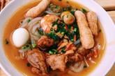 Bánh canh ghẹ lạ miệng hút khách Hà Thành