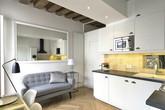 Đẹp ngỡ ngàng căn hộ 21m² sau cải tạo