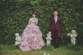 Ảnh cưới theo phong cách hiện đại của hot girl Hà Min