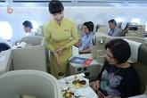 Những trải nghiệm thú vị đầu tiên trên siêu máy bay A350