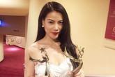 Trương Ngọc Ánh đoạt giải Nữ diễn viên xuất sắc nhất tại Liên hoan phim Toàn cầu