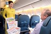 Vì sao áo dài của tiếp viên Vietnam Airlines nhăn nhúm, hếch tà?