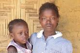 Xót thương phận mồ côi của những đứa trẻ sau thảm dịch Ebola