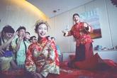 Vợ chồng Huỳnh Hiểu Minh hé lộ ảnh độc sau 'đám cưới thế kỷ'