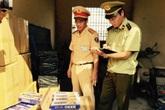 Thanh Hóa: Trạm CSGT Quốc lộ 1A xử phạt trên 42 tỷ đồng trong 1 năm