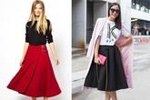 5 xu hướng chân váy cần có trong tủ đồ công sở năm 2015