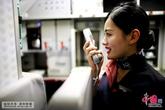 Cuộc sống thường ngày của một nữ tiếp viên hàng không
