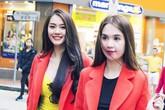 Ngọc Trinh cùng dàn người mẫu Venus gây chú ý ở Hong Kong