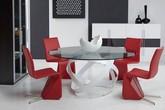 Những mẫu bàn ăn đẹp cho căn hộ chung cư