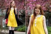 Cô gái 24 tuổi mê mẩn váy áo vintage
