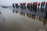 Chìm tàu ở Trung Quốc: Số người chết không ngừng tăng lên