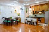 Mãn nhãn với căn hộ chung cư đầy màu sắc ở Thanh Xuân, Hà Nội