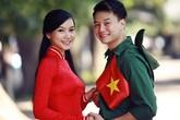 Nghệ sĩ Việt háo hức diện áo dài mừng Tết Độc lập