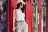 Sao Việt mặc gì trong thời tiết giao mùa?