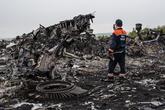 Tìm thấy thêm các phần thi thể nạn nhân MH17