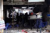 Hiện trường vụ nổ khí gas, 2 mẹ con ôm nhau chết cháy