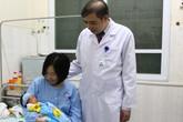 Đồng phục mới của sản phụ và trẻ sơ sinh tại BV Phụ sản Trung ương