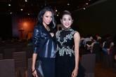 """Người đẹp chuyển giới Lâm Chi Khanh tự tin bên dàn """"chân dài"""" nổi tiếng"""