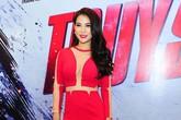Trương Ngọc Ánh phô diễn đường cong với váy cut-out táo bạo