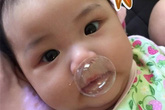 Maya lần đầu khoe cận mặt con gái 3 tháng tuổi