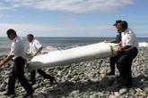 Nhìn thấy vật nổi gần nơi phát hiện mảnh vỡ MH370