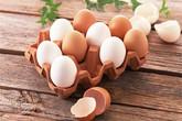 Trứng gà dễ hỏng khi để gần gừng, hành, ớt