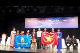 Việt Nam đoạt 6 HCV Toán học trẻ Quốc tế