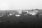 Máy bay gặp nạn, 7 người chết thảm