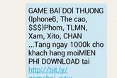 Bị phạt nặng vì phát tán tin nhắn lô đề, cờ bạc