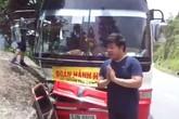 Gặp tai nạn ở Sapa, Quang Lê cảm ơn... vách đá
